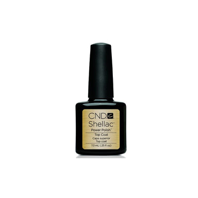 CND Shellac Soak Off Gel - Top 0.25oz
