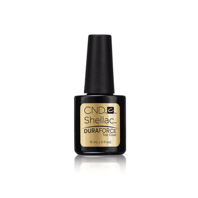 CND Soak Off Gel - UV Top Coat Dura Force 0.5oz