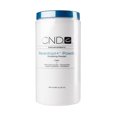 CND Arcylic Retention + Powder - Clear 32oz