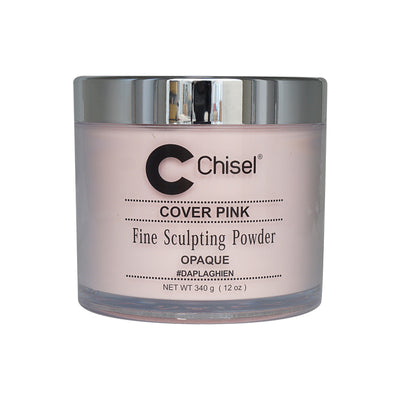 Chisel Acrylic Powder - Cover Pink 12oz