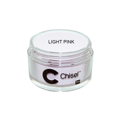 Chisel Dip Powder - Light Pink 2oz