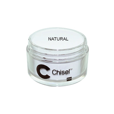Chisel Dip Powder - Natural 2oz