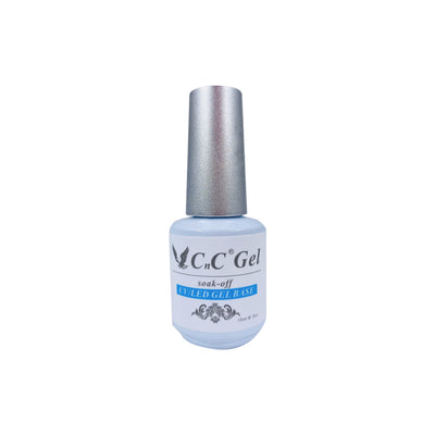 CnC Soak Off Gel - Base Coat 0.5oz