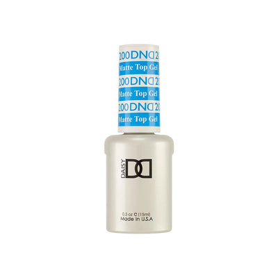 DND Soak of Gel - Matte Top Coat 0.5oz