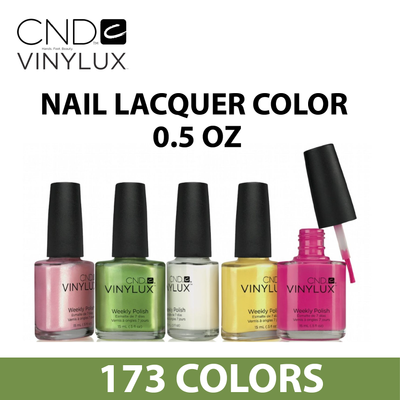 CND - Vinylux Color 0.5oz