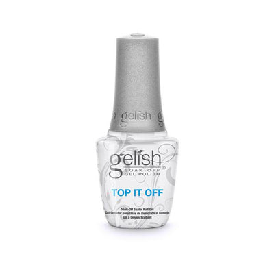 Gelish Soak Off Gel - Top 0.5oz