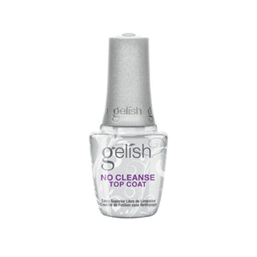 Gelish Soak Off Gel - Non-cleansing Top Coat 0.5oz