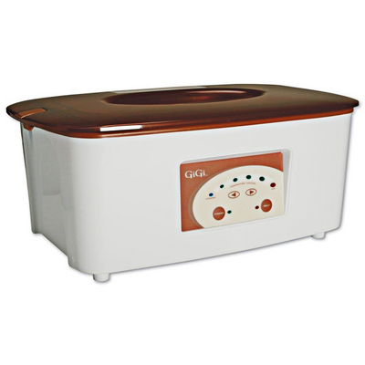 GiGi Digital Paraffin Bath with Steel Bowl