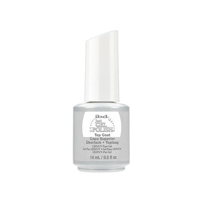 IBD Soak Off Gel - Top Coat 0.5oz