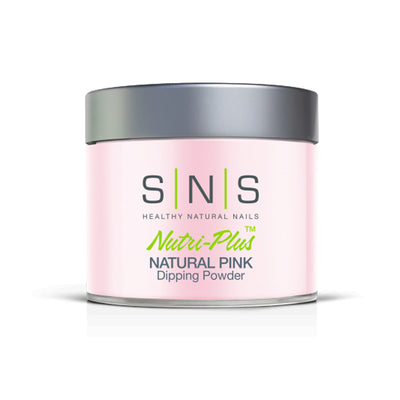 SNS Dip Powder Natural Pink 4oz