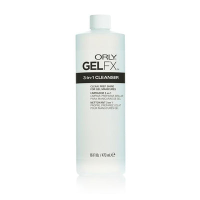 Orly-Gel FX 3 in 1 Cleanser 16oz