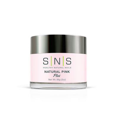 SNS Dip Powder Natural Pink 2oz