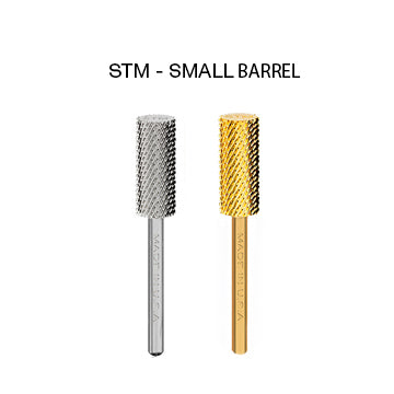 "STM Medium Carbide Bit 3/32"", Small Barrel - 25 pcs./box"