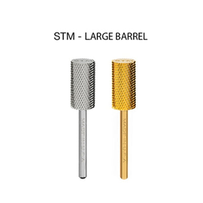 "STM Medium Carbide Bit 3/32"", Large Barrel - 25 pcs./box"