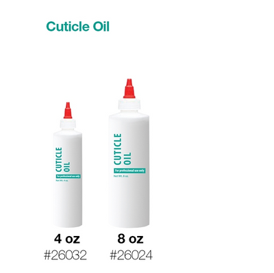 Cre8tion Plastic Bottle 'Cuticle Oil'