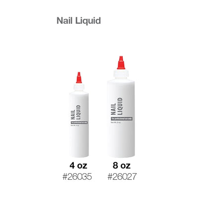 Cre8tion Plastic Bottle 'Nail Liquid'