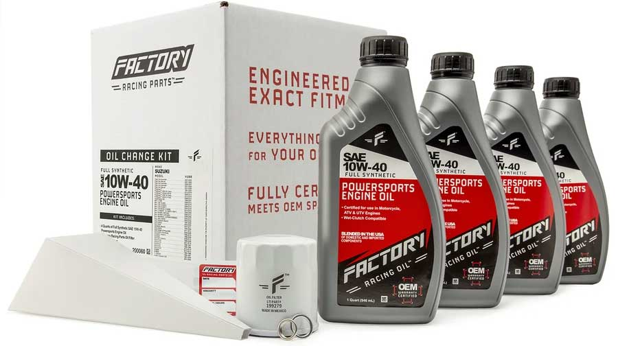 What Is an Oil Change Kit?