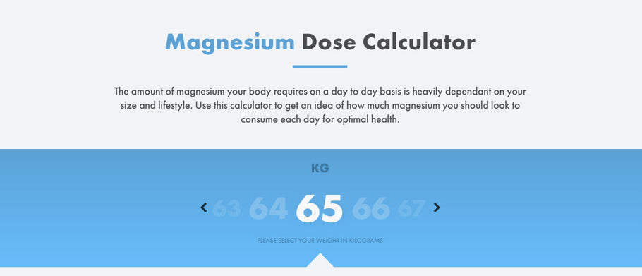 How Much Magnesium Should I Take?