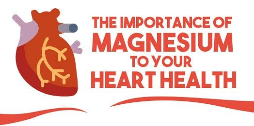 Magnesium For Heart Health [Infographic]