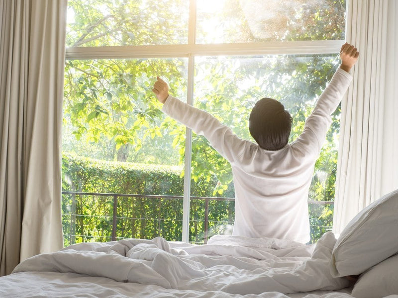 6 Simple Tips For A Better Night's Sleep