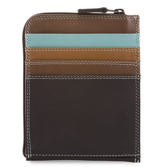 114 Zip Around Credit Card Holder