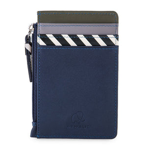 4020 Credit Card Holder With Coin Purse