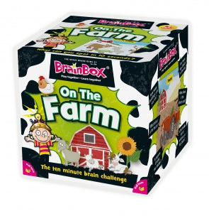 BrainBox On The Farm The Ten Minute Brain Challenge