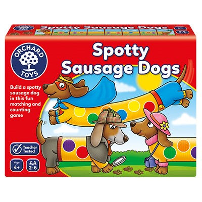 Orchard Spotty Sausage Dogs