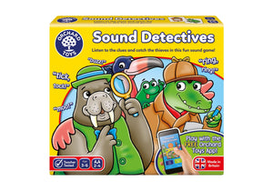 Orchard Sound Detectives Game