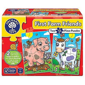 Orchard First Farm Friends Jigsaw Puzzle