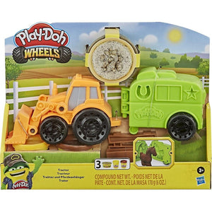 Load image into Gallery viewer, Hasbro Play-Doh Tractor