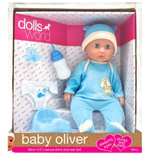 Load image into Gallery viewer, Dolls World Baby Oliver