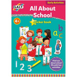 Galt All About School Home Learning Book