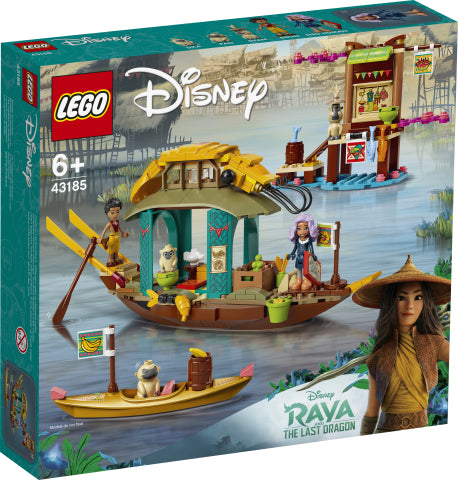 Load image into Gallery viewer, LEGO Disney Princess 43185 Boun's Boat