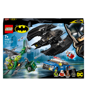 Load image into Gallery viewer, LEGO Batman 76120 Batwing and The Riddler Heist
