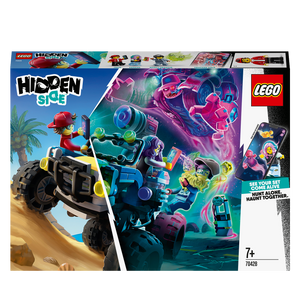 Load image into Gallery viewer, LEGO Hidden Side 70428 Jack's Beach Buggy Set