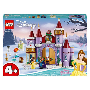 Load image into Gallery viewer, LEGO Disney Princess 43180 Belle's Castle Winter Celebration