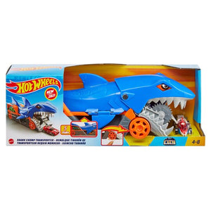 Load image into Gallery viewer, Hot Wheels Shark Chomp Transporter