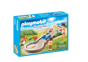 Playmobil Family Fun 70092 Mini Golf