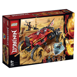 Load image into Gallery viewer, LEGO Ninjago 70675 Katana 4x4