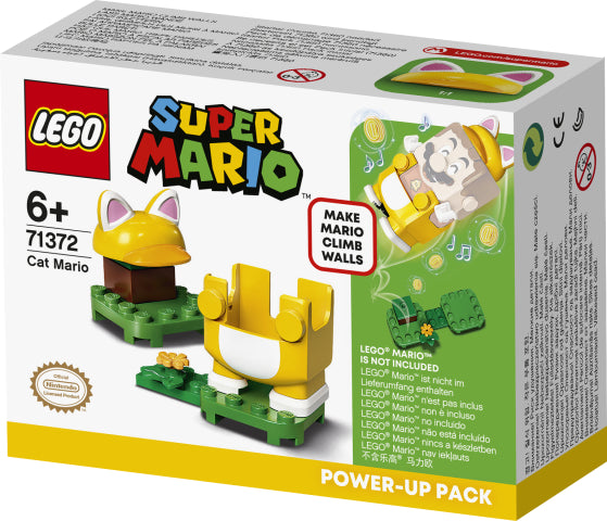 Load image into Gallery viewer, LEGO Super Mario 71372 Cat Mario Power-Up Pack