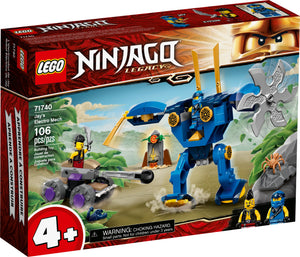 Load image into Gallery viewer, LEGO Ninjago 71740    Jay's Electro Mech