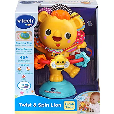 Load image into Gallery viewer, Vtech Twist & Spin Lion