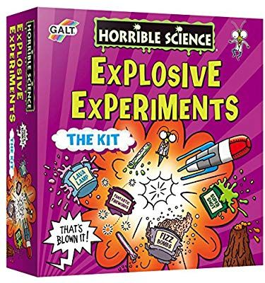 Galt Horrible Science - Explosive Experiments