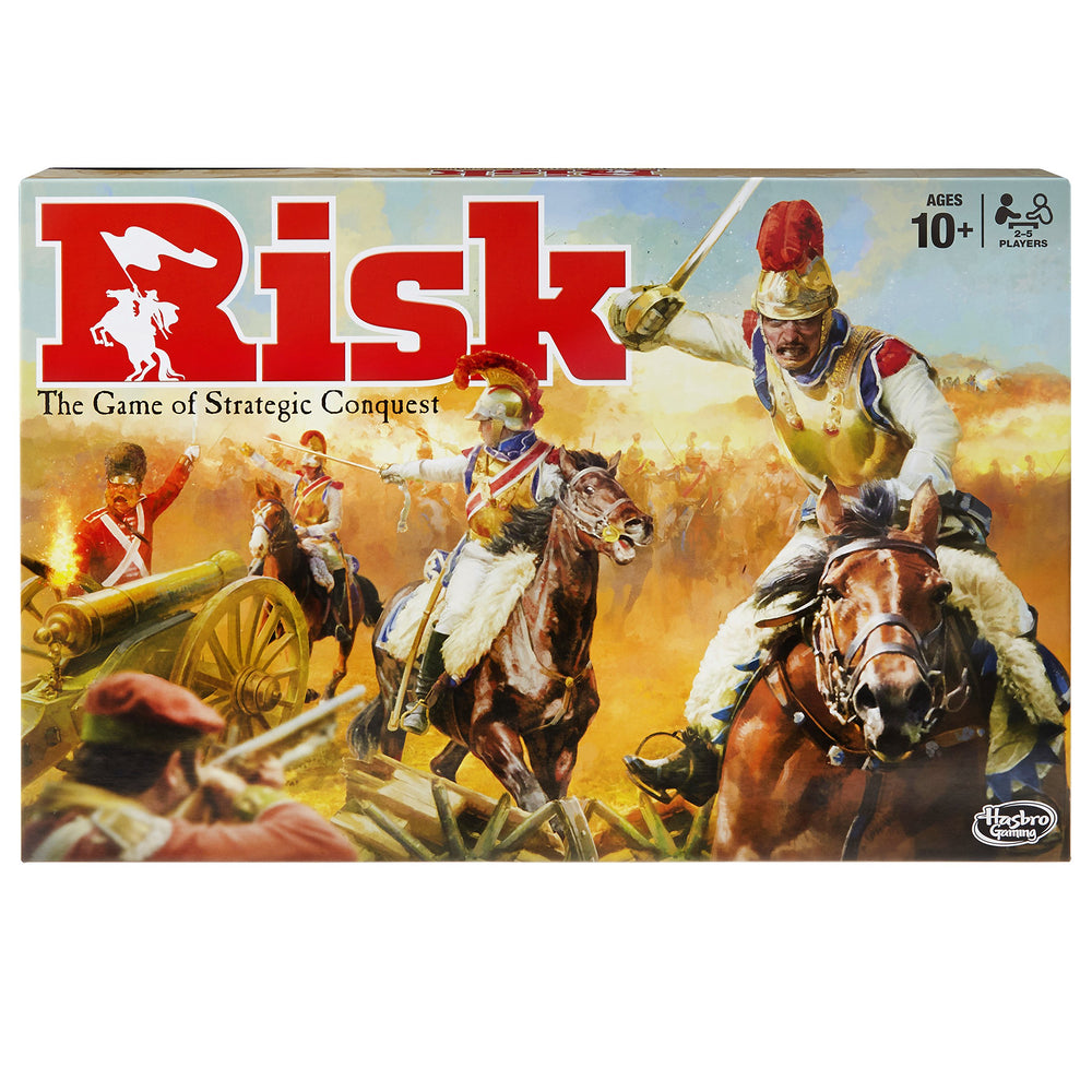 Load image into Gallery viewer, Hasbro Risk