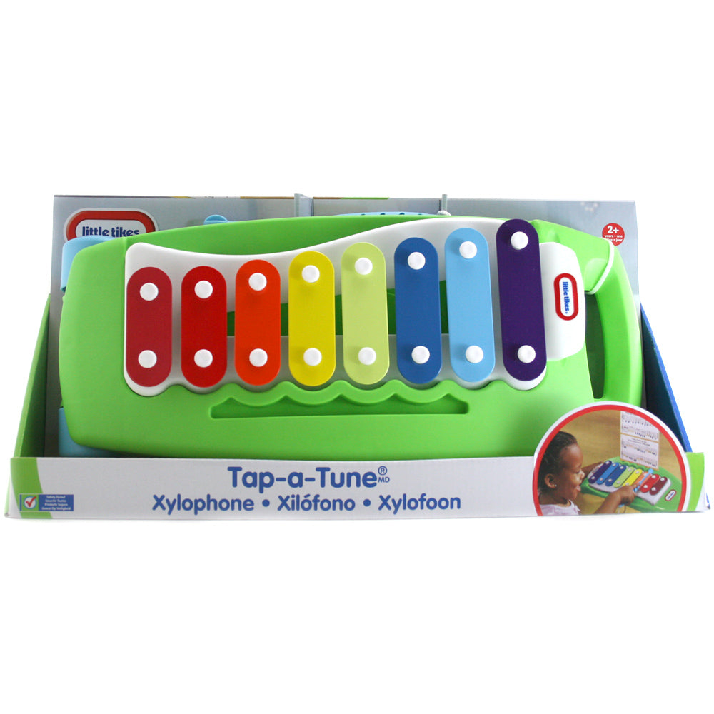 Load image into Gallery viewer, Little Tikes Tap-A-Tune Xylophone