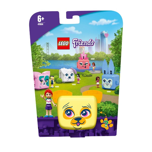Load image into Gallery viewer, LEGO Friends 41664 Mia's Pug Cube
