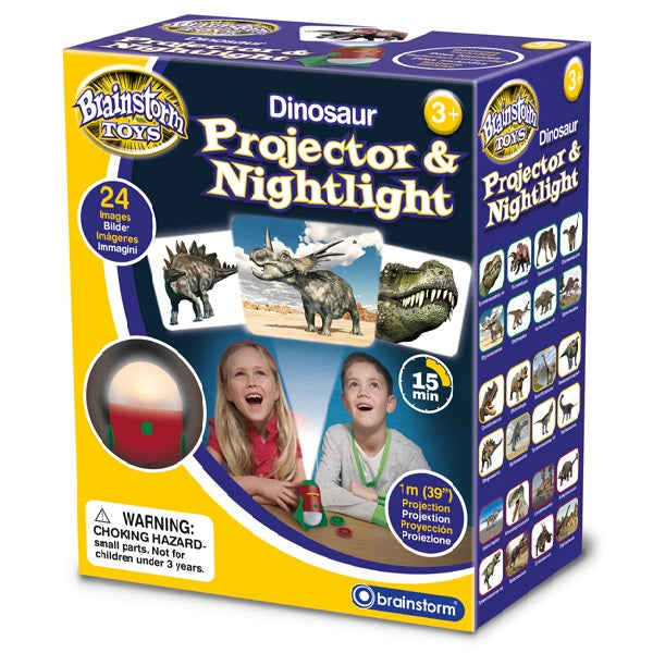 Brainstorm Dinosaur Projector & Nightlight