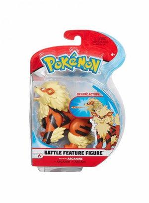 Load image into Gallery viewer, Pokemon Battle Feature Figure - Arcanine