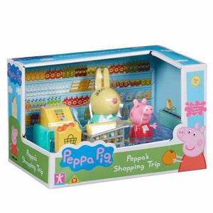 Peppa Pig's Shopping Trip Set